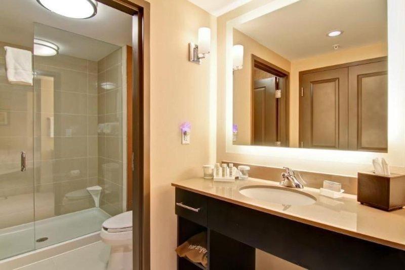 Homewood Suites by Hilton Anaheim Convention Center Badezimmer
