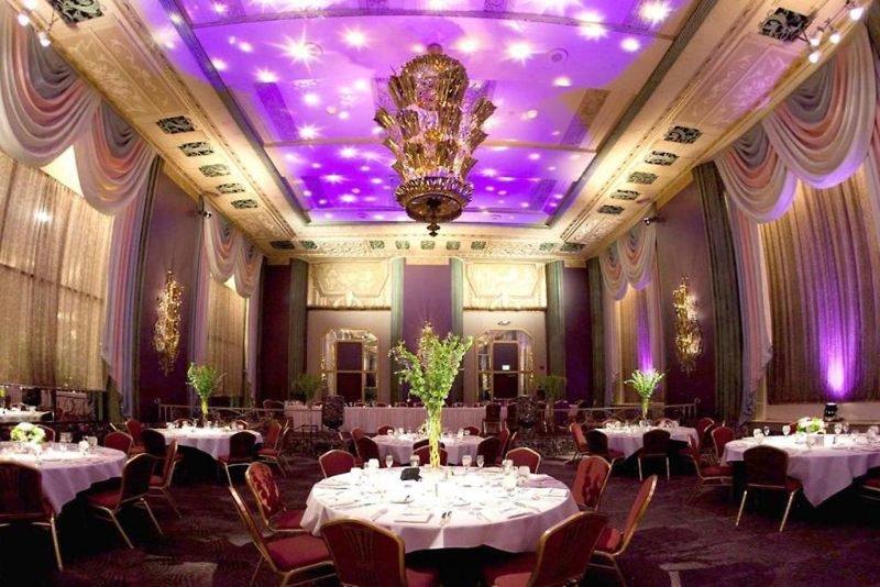 Hilton Cincinnati Netherland Plaza Restaurant