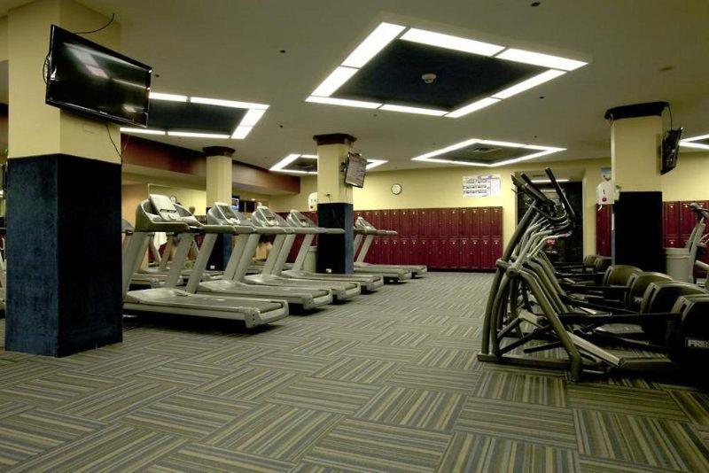 Hilton Cincinnati Netherland Plaza Sport und Freizeit