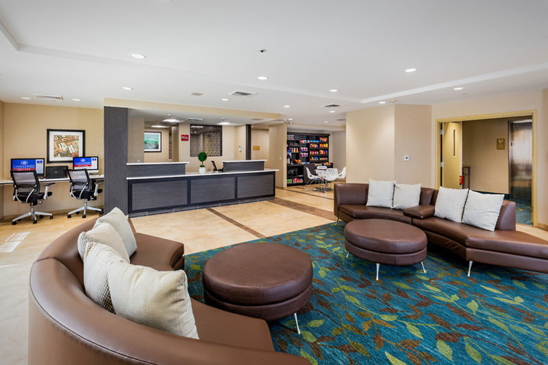Candlewood Suites Anaheim - Resort Area Lounge/Empfang