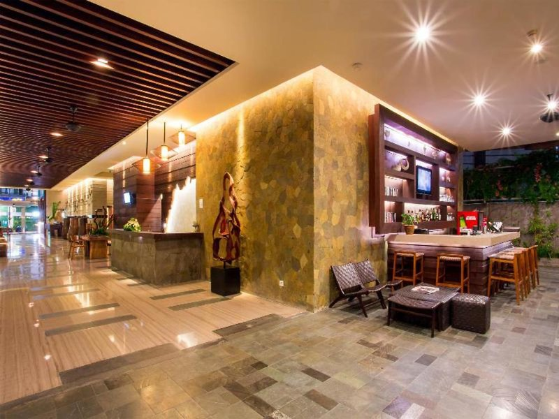 Grand Ixora Kuta Resort Lounge/Empfang