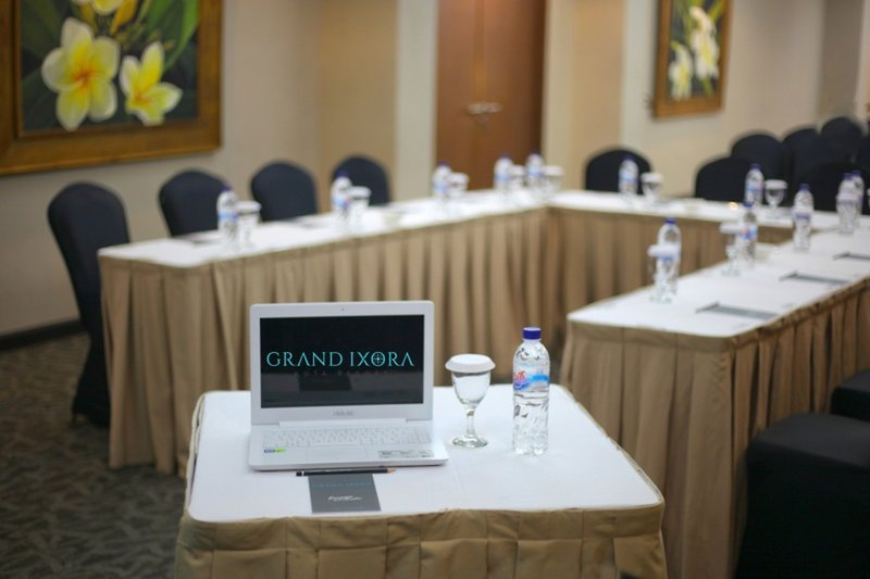 Grand Ixora Kuta Resort Konferenzraum