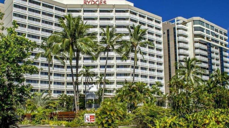 Rydges Esplanade Cairns Resort Außenaufnahme