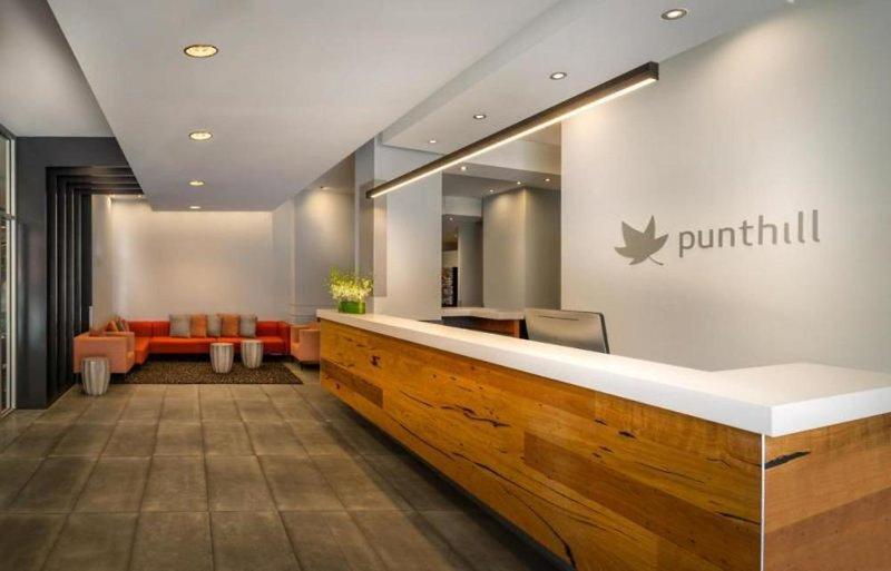 Punthill Little Bourke Lounge/Empfang