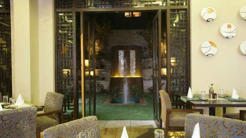 jüSTa, Gurgaon Hotel Terrasse