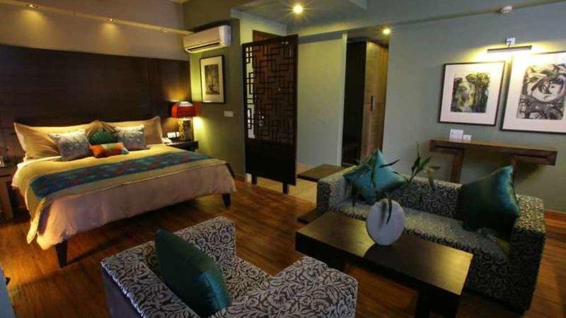 jüSTa, Gurgaon Hotel Wohnbeispiel