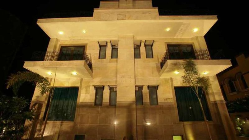 jüSTa, Gurgaon Hotel Lounge/Empfang