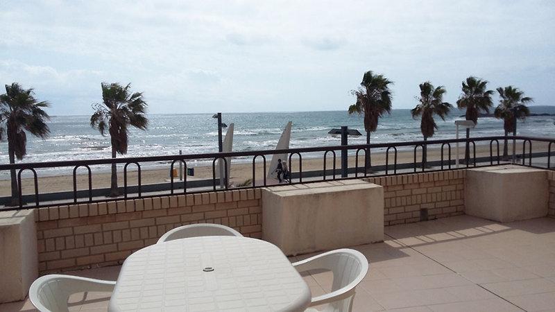 Apartamentos Bernat Pie de Playa 3000 Terrasse