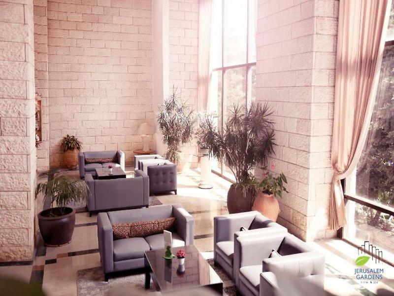 Jerusalem Gardens Lounge/Empfang