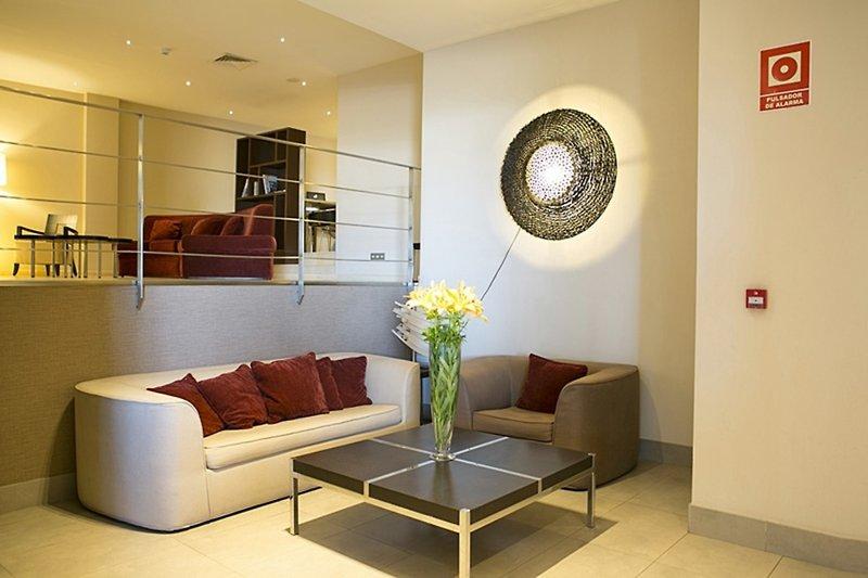Areca Lounge/Empfang