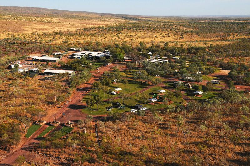 Home Valley Station Außenaufnahme