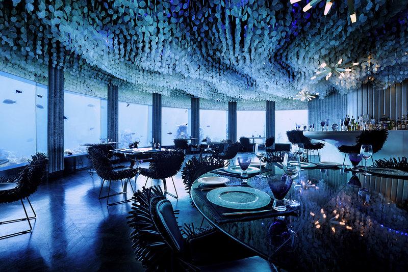 Niyama Private Islands Maldives Restaurant
