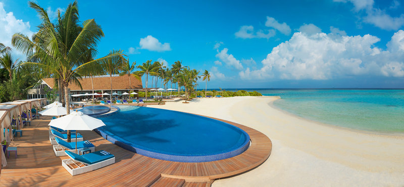Niyama Private Islands Maldives Pool