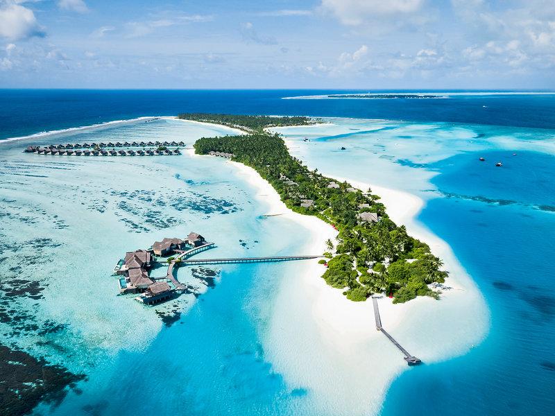 Niyama Private Islands Maldives Außenaufnahme