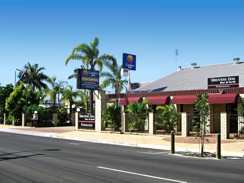 Comfort Inn on Main  Außenaufnahme