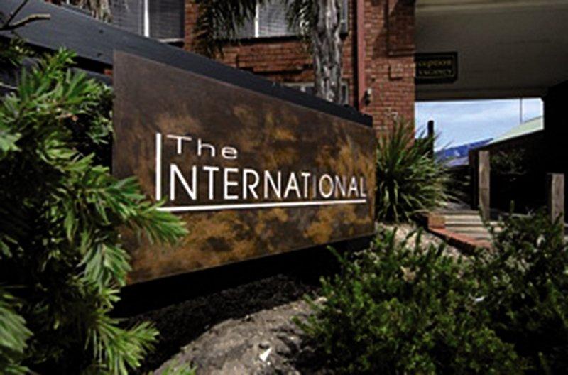 Comfort Inn the International Außenaufnahme