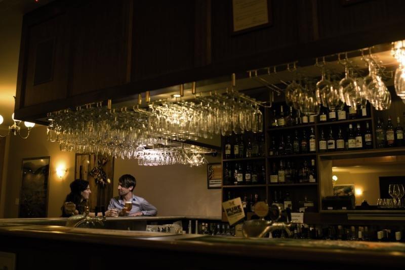 Cradle Mountain Hotel Bar