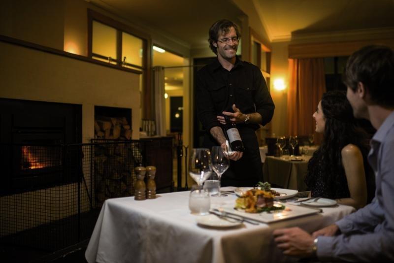 Cradle Mountain Hotel Restaurant