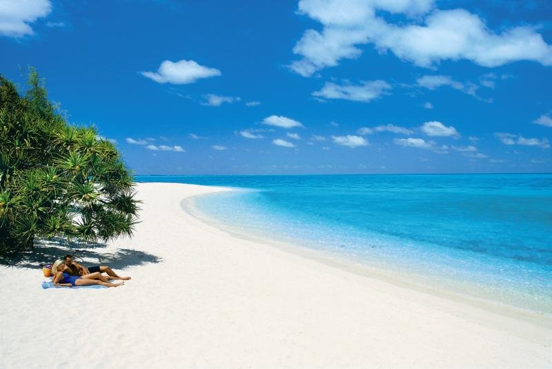 Heron Island Strand