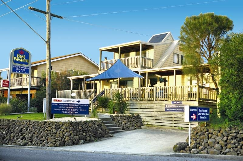 Best Western Great Ocean Road Motor Inn Außenaufnahme