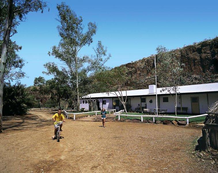 Glen Helen Lodge Sport und Freizeit