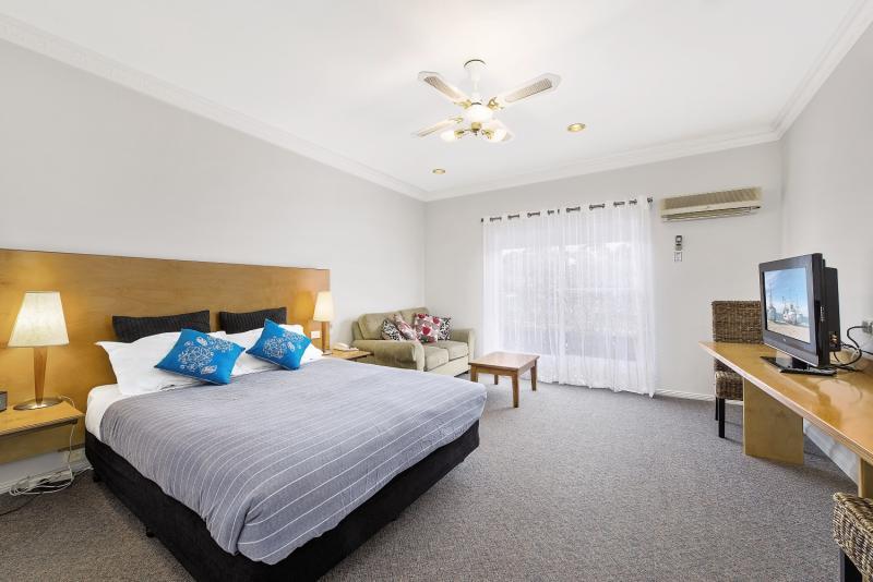Comfort Inn the International Wohnbeispiel