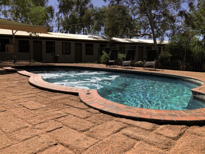 Glen Helen Lodge Pool