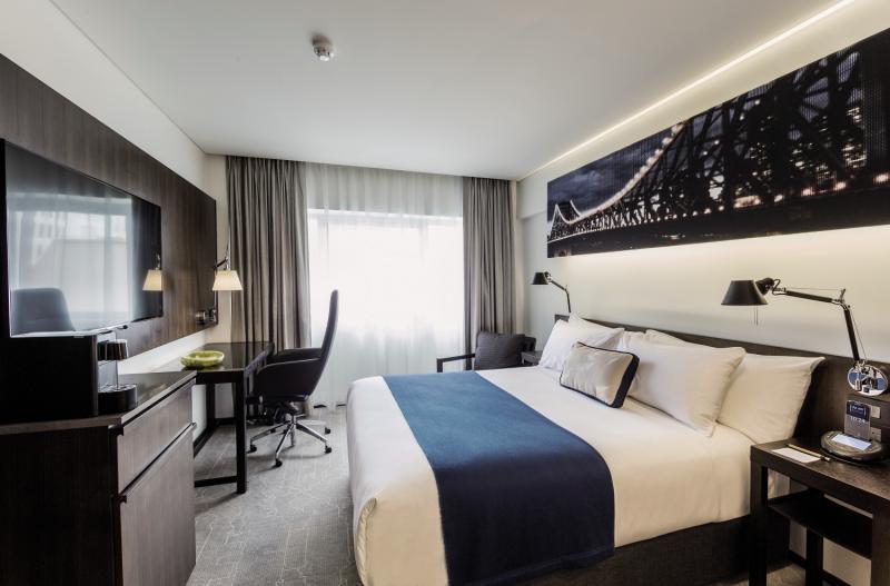 NEXT Hotel Wohnbeispiel