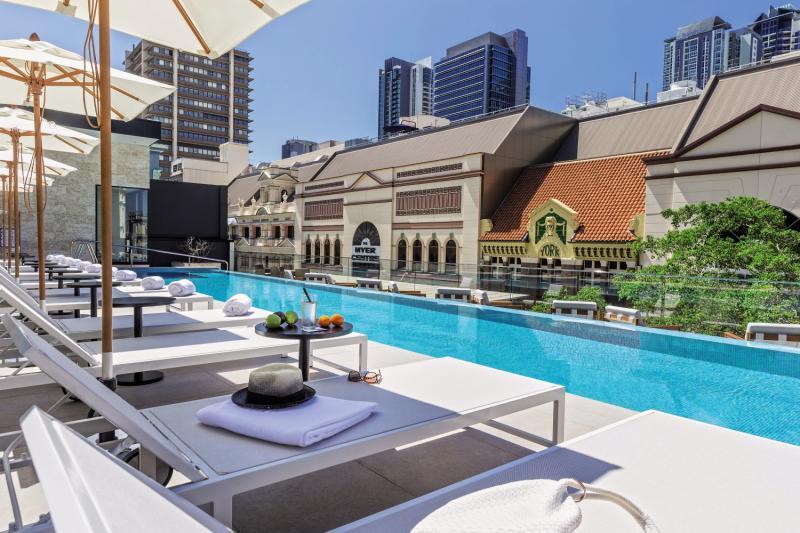 NEXT Hotel Pool