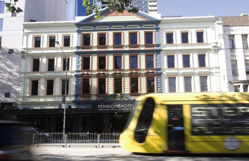 Pensione Melbourne demnächst Best Western Melbourne City Außenaufnahme