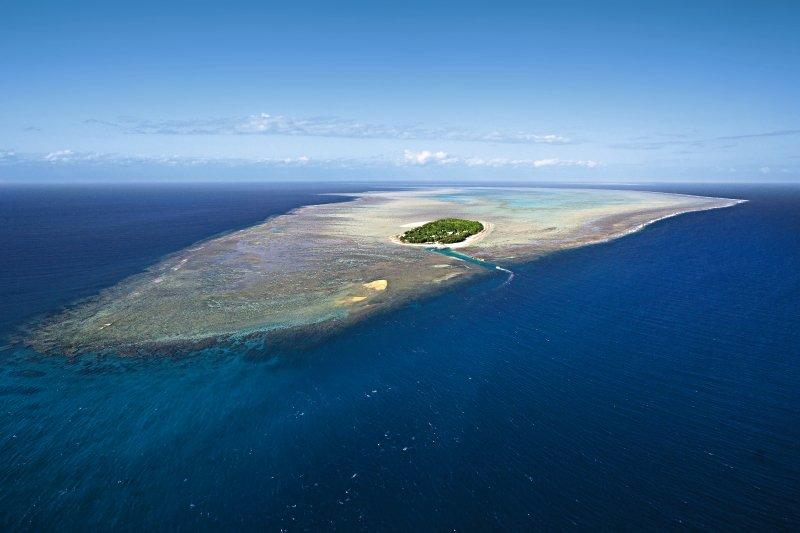 Heron Island Außenaufnahme