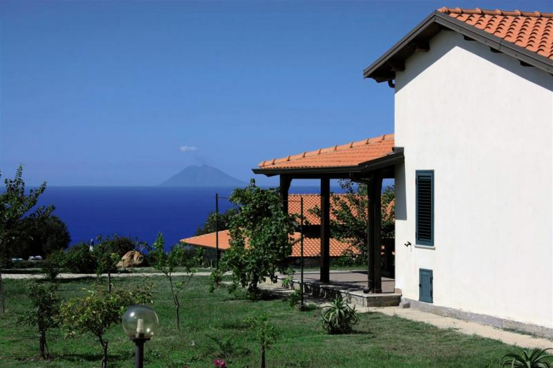 Ninea Agriturismo Garten