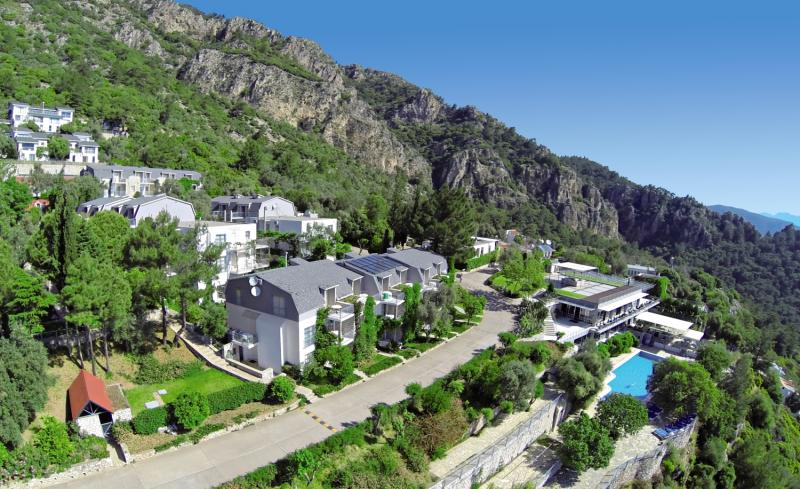 Loryma Resort  Landschaft