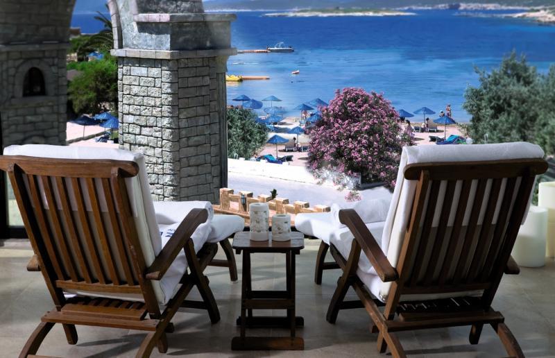 Club Resort Atlantis Terrasse