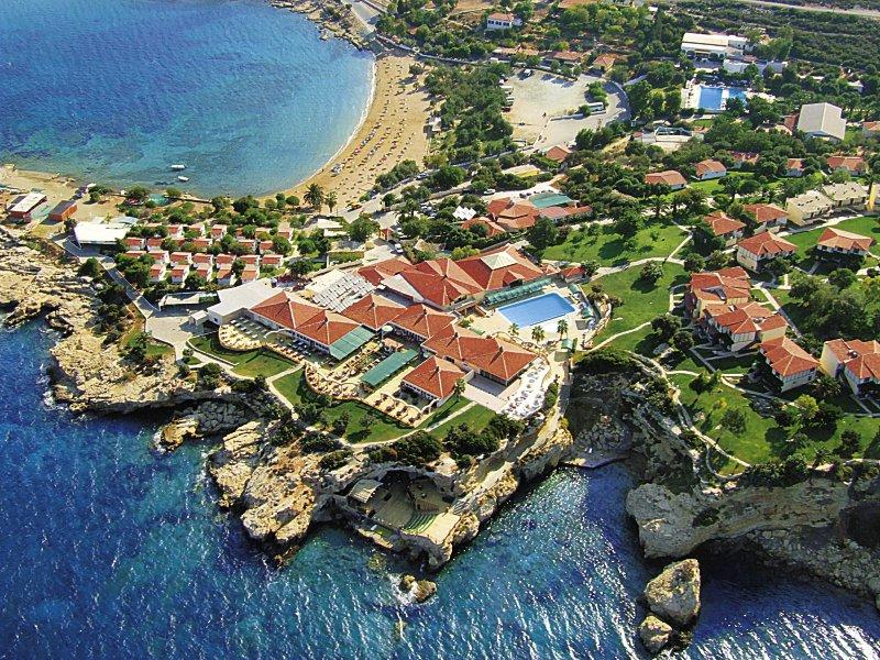Club Resort Atlantis Stadtansicht