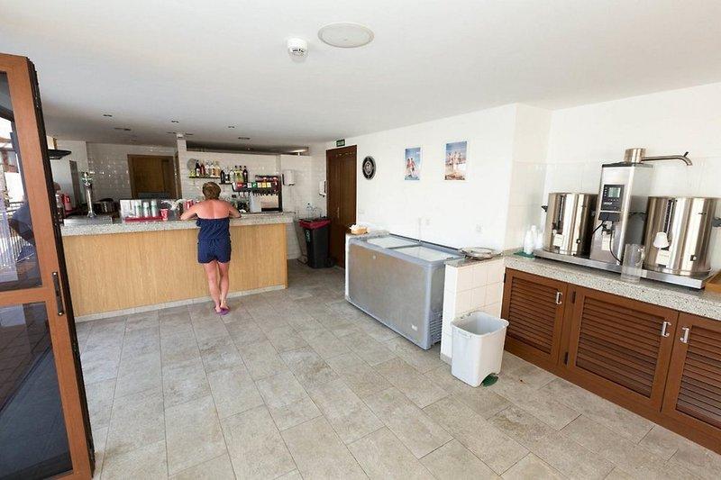 TUI FAMILY LIFE Flamingo Beach Lounge/Empfang