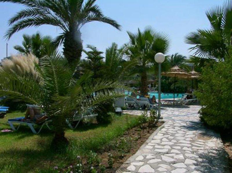 Nerolia Hotel & Spa  Garten