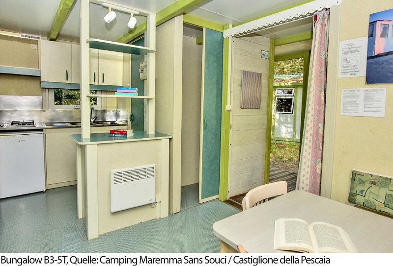Camping Maremma Sans Souci Wellness
