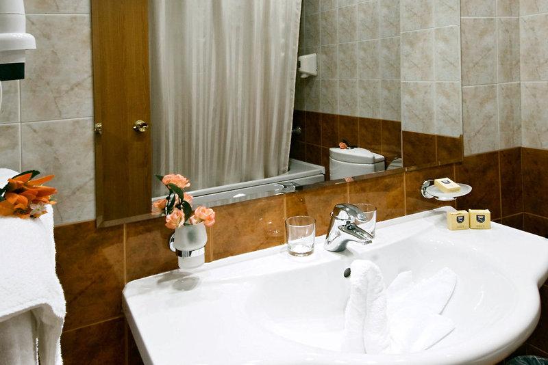 Duni Royal Resort - Holiday Village Badezimmer