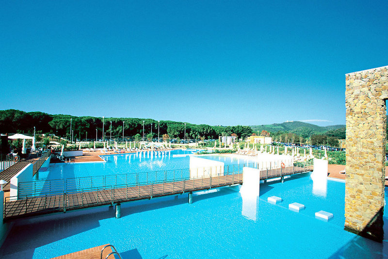 Camping & Village Rocchette Pool