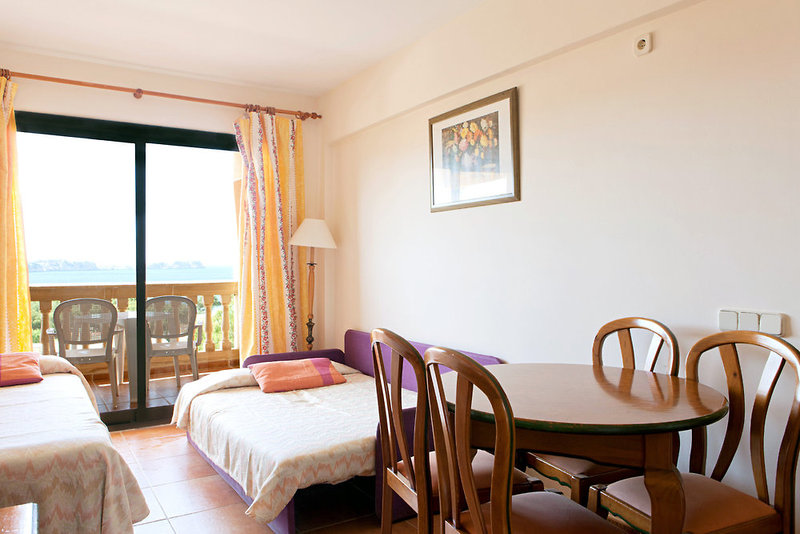 Seramar Sunna Park Hotel & Appartements Wohnbeispiel