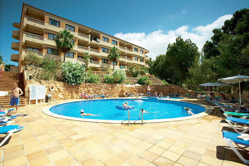 Seramar Sunna Park Hotel & Appartements Pool