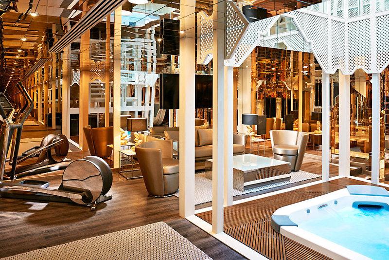 Marbella Club Golf Resort & Spa Terrasse