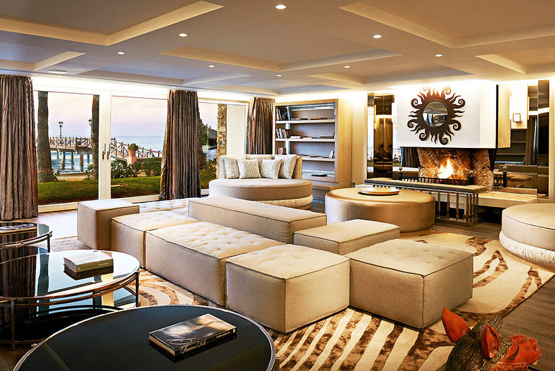 Marbella Club Golf Resort & Spa Lounge/Empfang