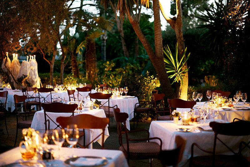 Marbella Club Golf Resort & Spa Restaurant