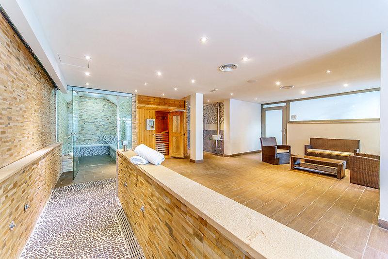 Seramar Sunna Park Hotel & Appartements Lounge/Empfang