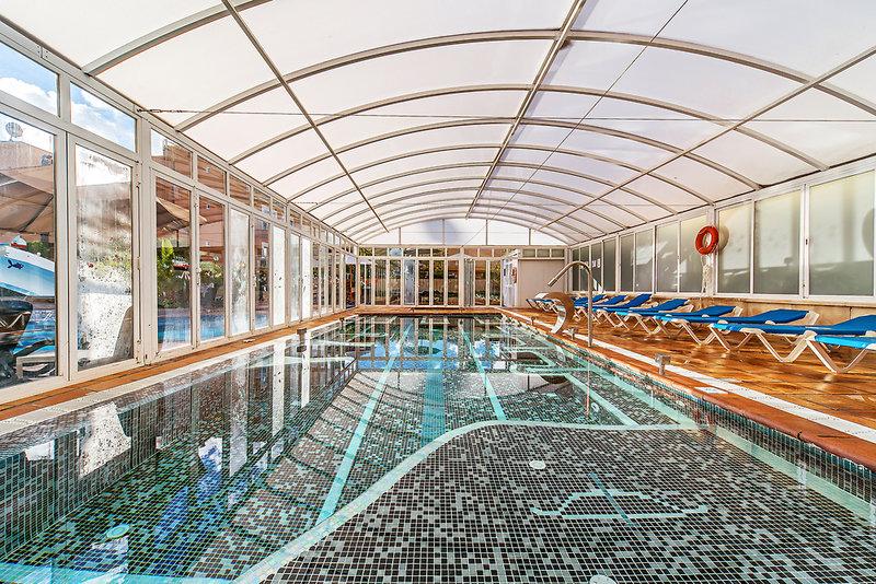 Seramar Sunna Park Hotel & Appartements Hallenbad