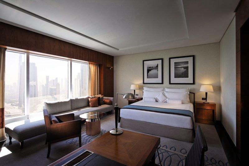 Jumeirah Emirates Towers Wohnbeispiel