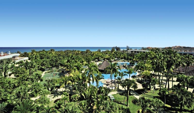 Sol Palmeras Hotel & Bungalows Garten