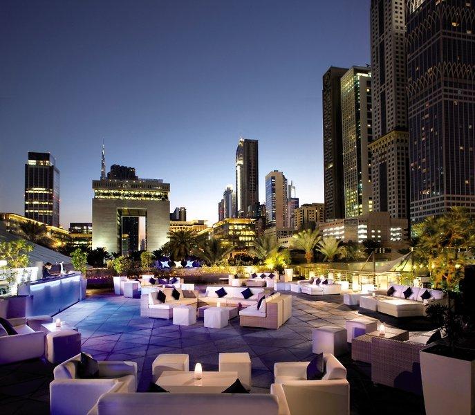 Jumeirah Emirates Towers Terrasse